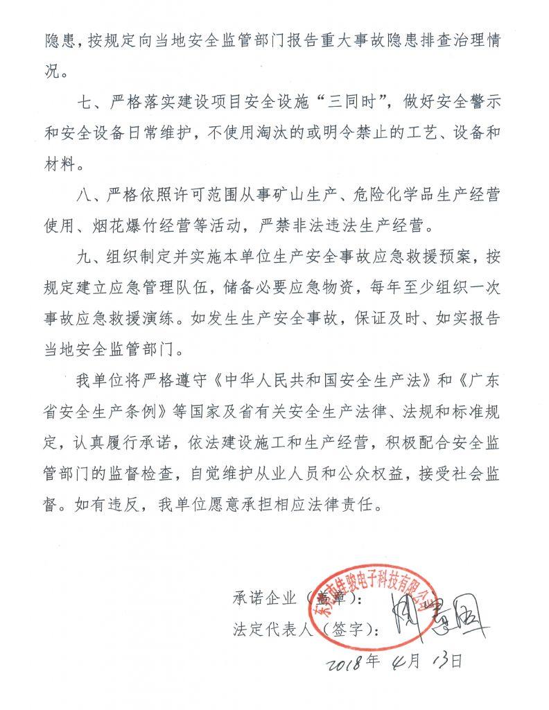 安全生产主体责任承诺书_簽署檔P2